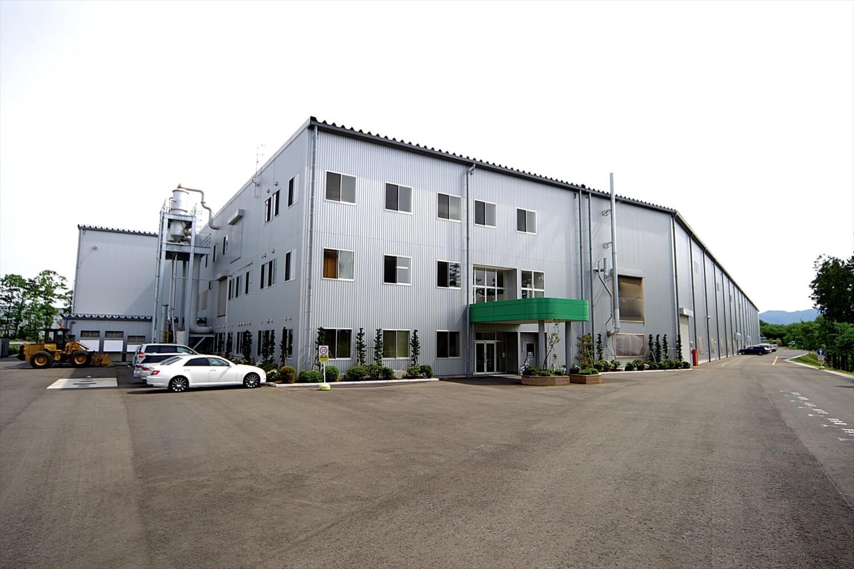 東北資材工業株式会社 社屋