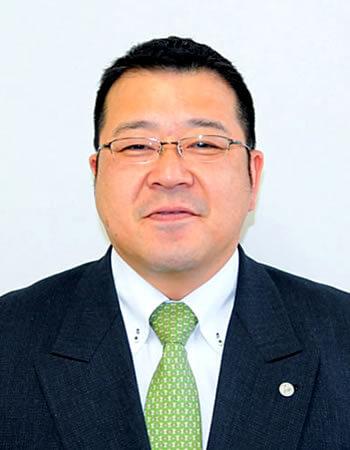 代表取締役社長 藤原則夫